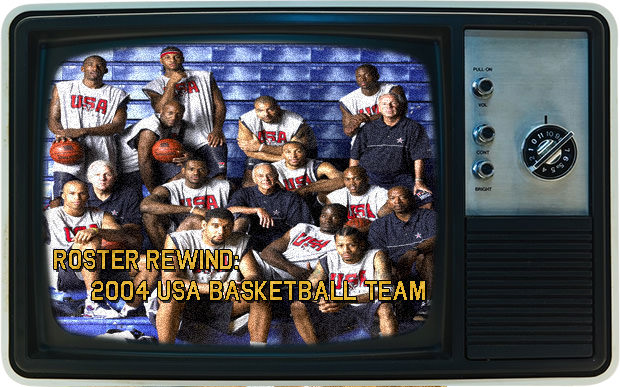 Kicks On Court: A Roster Rewind of the 2004 USA Basketball Team