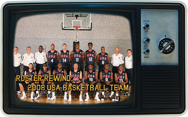 Kicks On Court: A Roster Rewind of the 2008 USA Basketball Team