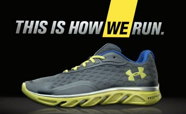 Under Armour This Is How We Run