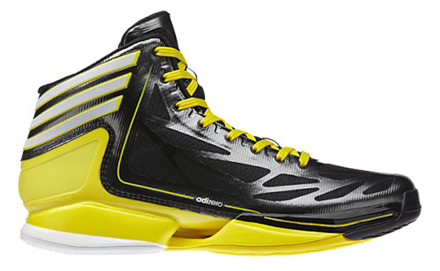 adidas adiZero Crazy Light 2 Black Sun