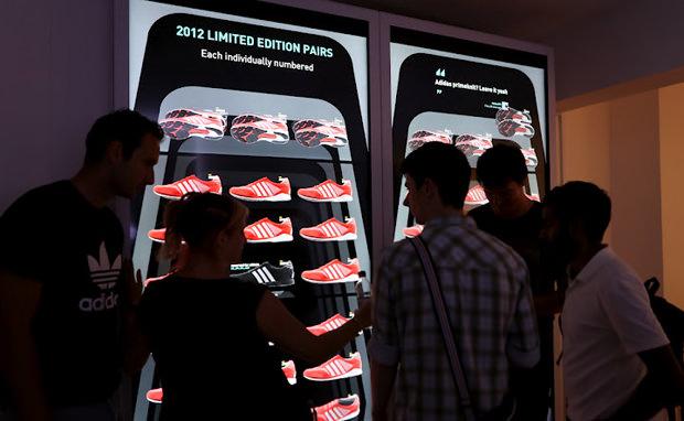 adidas adiZero Primeknit London Launch Event Recap