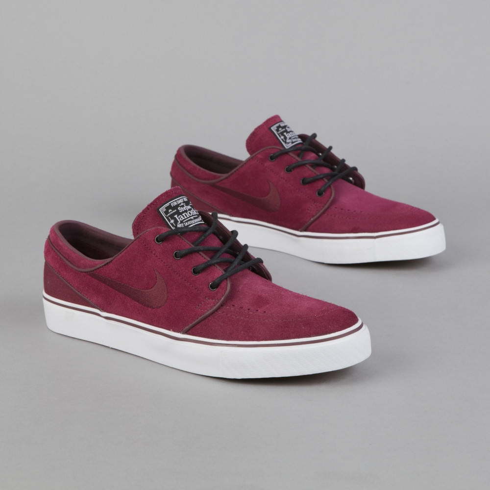 nike sb zoom stefan janoski red oxide nice kicks. Black Bedroom Furniture Sets. Home Design Ideas