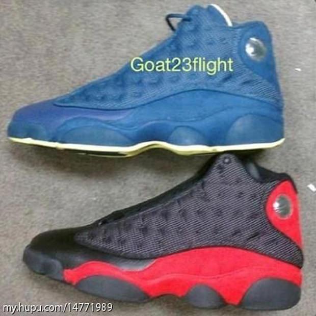 Air Jordan 13 2013 Samples