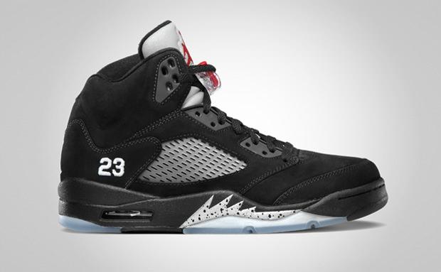 Air Jordan 5 Metallic
