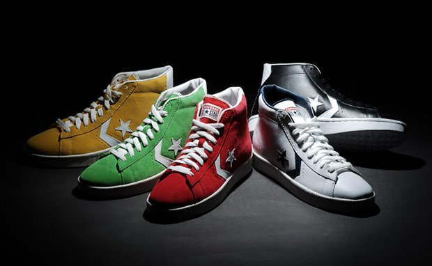 Converse Pro Leather Fall 2012 Collection