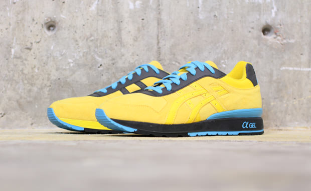 Bait x ASICS GT-II Yellow/Black