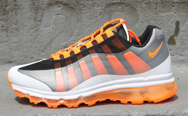 Nike Air Max 95+ BB Black/Total Orange