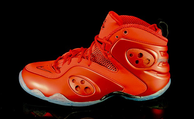 "Nike Zoom Rookie ""Matte Red"""