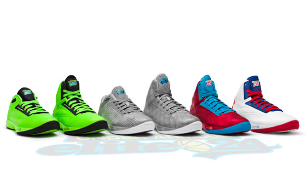 Under Armour Micro G Torch Elite 24 PE Lineup
