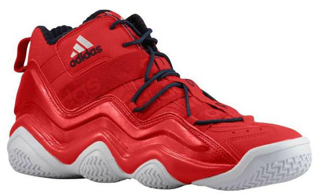 "adidas Top Ten 2000 ""Light Scarlet"""
