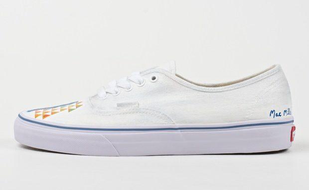 Mac Miller x Vans Classics Custom
