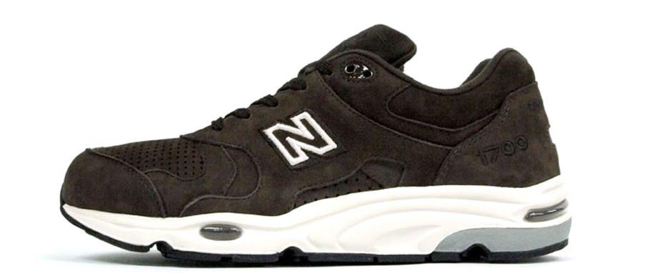 New Balance 1700 ?Brown Suede?