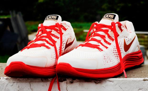 Liu Xiang x Nike LunarGlide+ 4