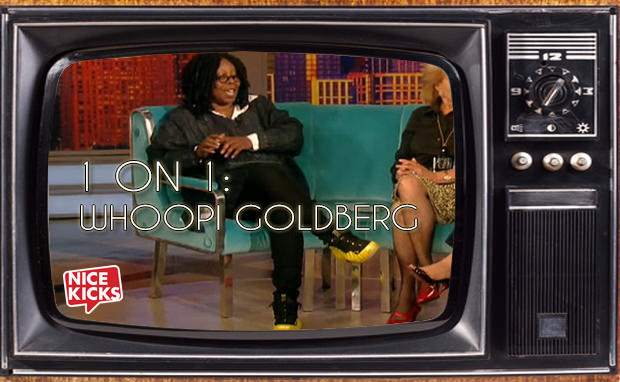 1 on 1 with Whoopi Goldberg