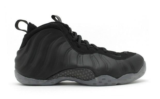 Nike Air Foamposite One Black/Stealth