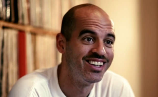 Bobbito Garcia for Sneakerology Studio