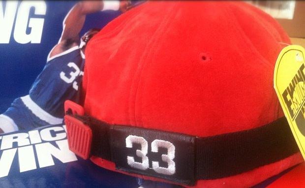 "Vintage Ewing Athletics 33 Hi ""Strapback"" Hat"