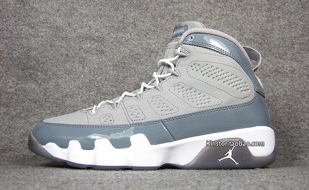 """Air Jordan 9 """"Cool Grey"""""""