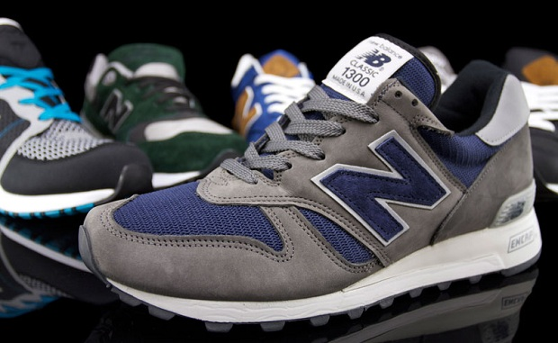 New Balance Fall 2012 Collection