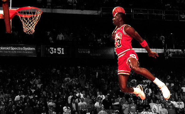 The 100 Most Iconic On-Court Photos of Michael Jordan | Nice Kicks