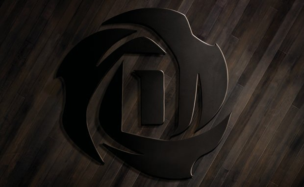 adidas D Rose 3 Logo