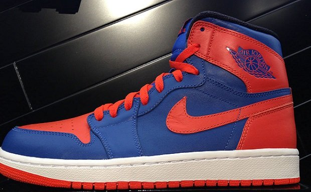 Air Jordan 1 Game Royal/Team Orange