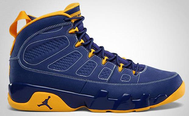 Air Jordan 9 Calvin Bailey Release Date