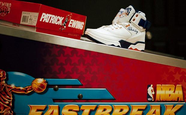 Ewing Athletics 33 Hi European Release Date