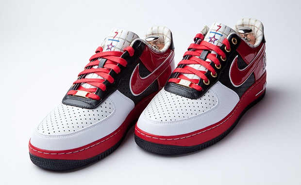 Nike Air Force 1 Bespoke Scottie Pippen by Layupshot