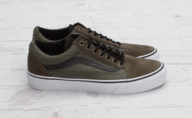 "Vans Old Skool Washed Ripstop ""Olive"""