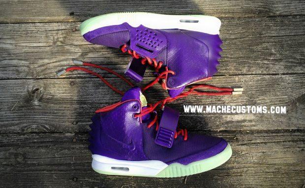 Nike Air Yeezy 2 \