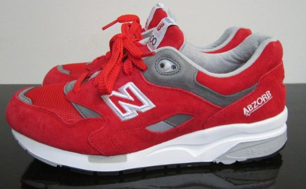 New Balance 1600 Red/Grey