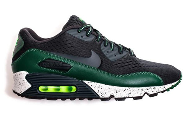 Nike Air Max 90 EM Black Green Neon