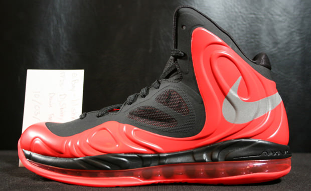 Nike Air Max Hyperposite Black Red