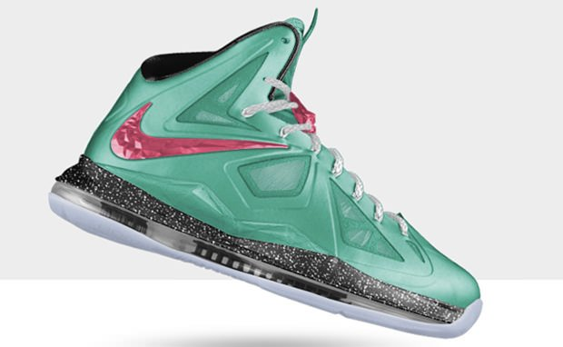 Nike LeBron X+ iD Now Available