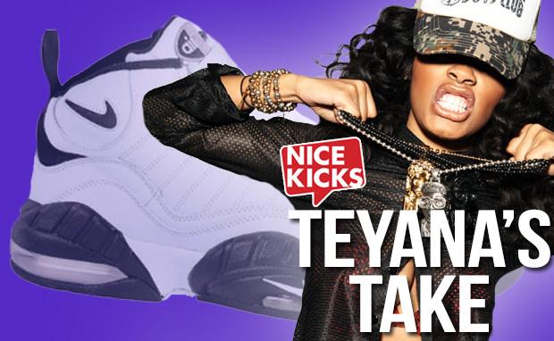 Teyana's Take: Nike Air Max Sensation
