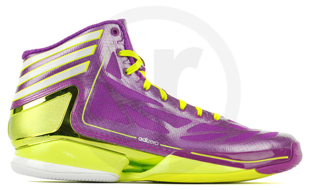 adidas adiZero Crazy Light 2 Lakers