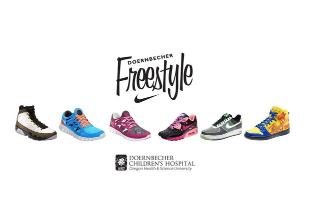 2012 Doernbecher Freestyle Collection