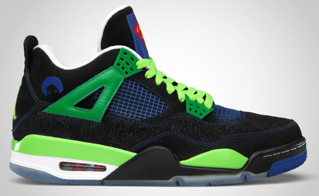 "Air Jordan 4 ""Doernbecher"""