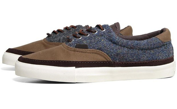 Harris Tweed x Vans Vault Era 46 LX