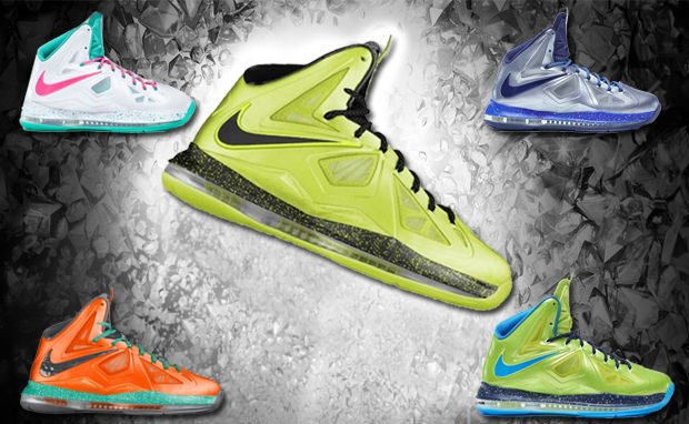 5 Things to Expect From the Nike LeBron X iD This Season