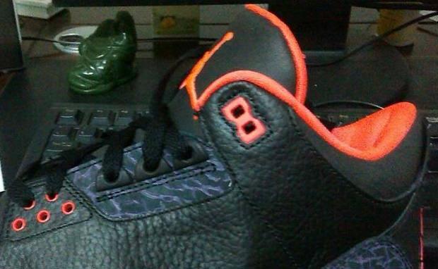Air Jordan 3 Bright Crimson Release Date