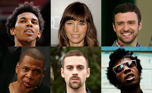 Celebrity Sneaker Stalker 1