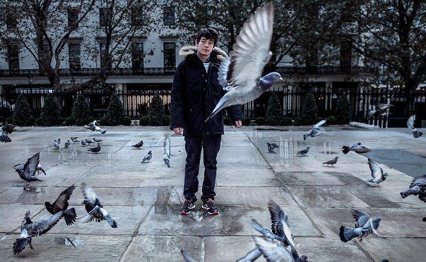 "size? x Staple Design x New Balance 577 ""Black Pigeon"""