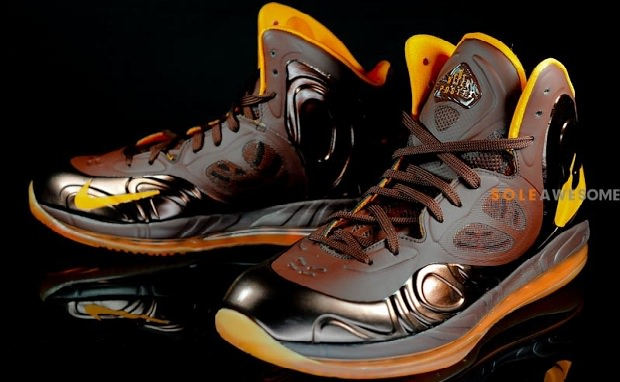 Nike Air Max Hyperposite ?Team Brown?