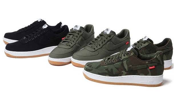 Supreme x Nike Air Force 1 Low