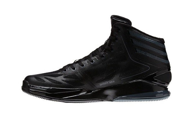 "adidas adiZero Crazy Light 2 ""Blackout"""