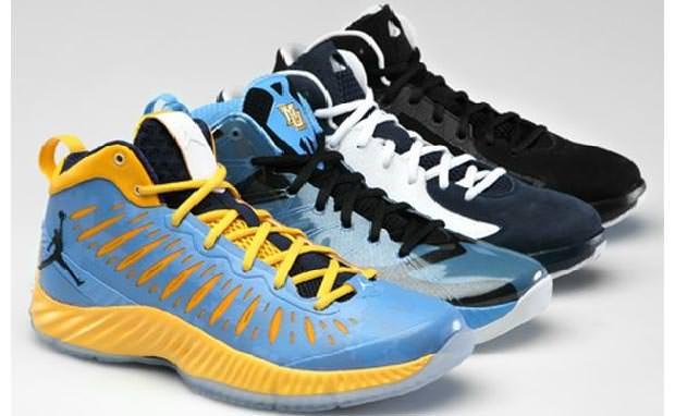 Jordan Brand Marquette Basketball PEs