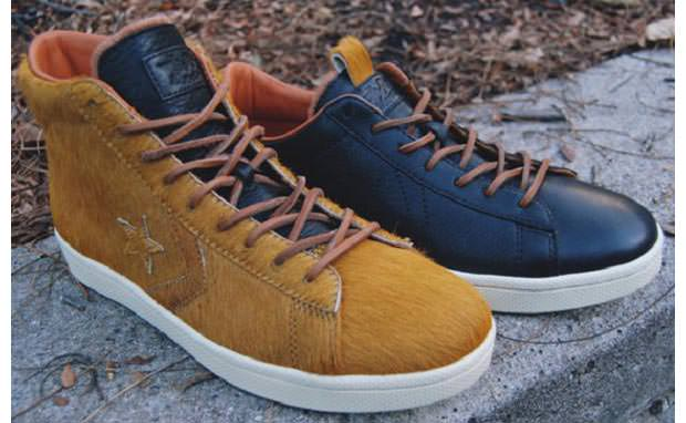 "Bodega X Converse First String Pro Leather ""Ride or Die"" Pack"
