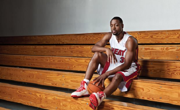 Dwyane Wade Covers SLAM in Li-Ning Way of Wade